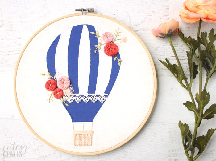 Balloon,Tulips,Field,Sunflowers,Airplane,Cornflowers,House,Field,Poppies,Insect pattern,Hand embroidery,Nature,Embroidery Design PDF